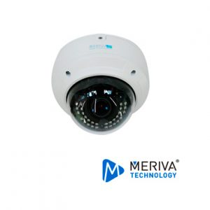 Cam CIP DOMO Ext MERIVA MVD30E2V-H.265 3mp POE 3.3-12mm