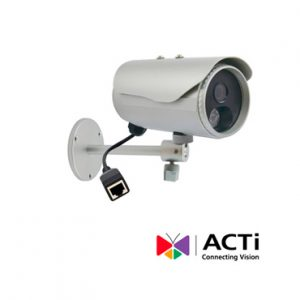 Cam IP BULLET ACTI D31 1mp 4.2mm POE 30FPS 720P IP66