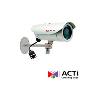 Cam IP BULLET ACTI E32A 3mp 4.2mm POE 30FPS 1080P IP68 WDR