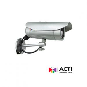 Cam IP BULLET ACTI E37 10mp 3.6mm POE 30FPS 1080P IP68 WDR