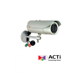 Cam IP BULLET ACTI E43B 5mp D-N 2.8-12mm