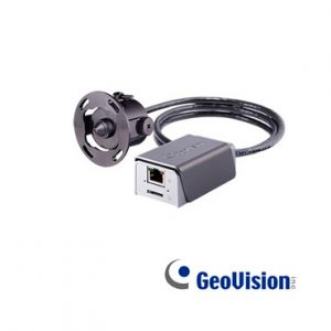 Cam IP PINHOLE GEOVISION GV-UNP2500 2mp 3.7mm 84-UNP2500-0010