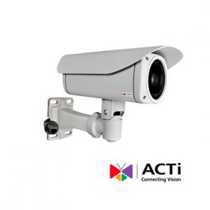 Cam IP Zoom BULLET ACTI B45 2mp 10x 4.9-49mm POE 1080P IP67
