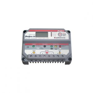 Controlador carga y descarga 12-24Vcd 15amp MORNINGSTAR PS-15M