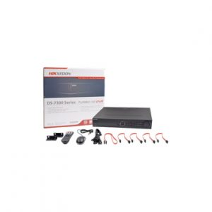 DVR 24 Canales 2MP y 8 Canales IP HIKVISION DS-7324HGHI-SH Monterrey