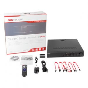 DVR-32 Canales TurboHD CAP 4 HDD