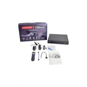 DVR 4 Canales 3MP TurboHD EPCOM EV-3004-TURBO Monterrey