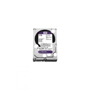 Disco Duro 1 TB WESTER DIGITAL Purpura WD10PURZ