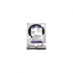 Disco Duro 3 TB WESTER DIGITAL Purpura WD30PURZ