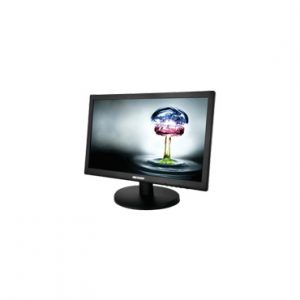 "Monitor Profesional LCD 18.5"" VGA y HDMI HIKVISION DS-D5019QE-B"