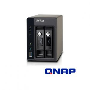 NVR 12 canales video QNAP VS-2212PRO HDMI 180mbps QUADCORE Gigabi