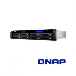 NVR 48 canales VID QNAP VS-8148URP-PRO 8dd HDMI 400mbps