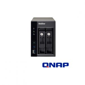 NVR 8 canales video QNAP VS-2108PRO 2 bahías HDMI 180mbps