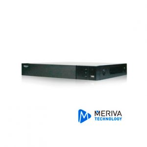 NVR CIP H.265 4 canales video MERIVA MNVR-1544 4-POE 5mp