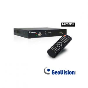 Videoservidor Decodificador IP GEOVISION GV-IP DECODER BOX