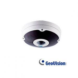 Cam IP FISHEYE GEOVISION GV-FER5700 360 5mp IR WDR Ext H.265