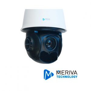 Cam IP Speed Dome HIBRIDO MERIVA MSD-528H 20x 3mp IP66 100MIR