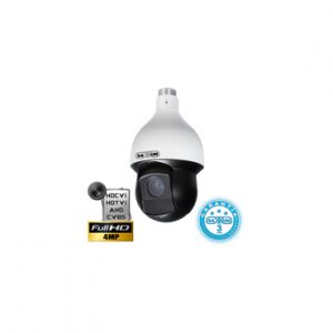 Camara PTZ HDCVI 4MP Alarm IN/OUT SAXXON PRO SD5940TM