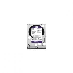 Disco Duro 4 TB WESTER DIGITAL Purpura WD40PURZ