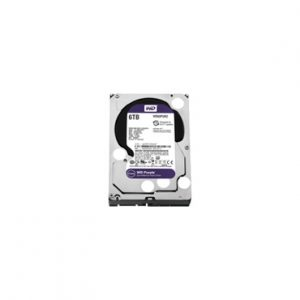 Disco Duro 6 TB WESTER DIGITAL Purpura WD60PURZ
