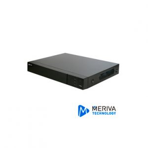 NVR CIP H.265 4 canales video MERIVA MNVR-1444 4-POE 5mp NO-VGA
